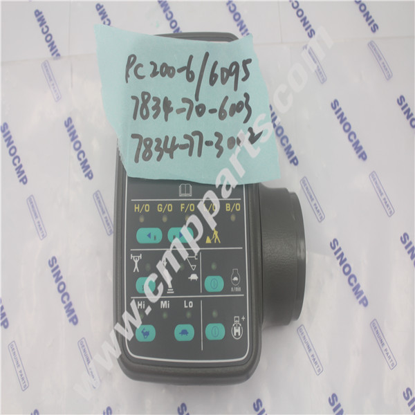 PC200-6 MONITOR