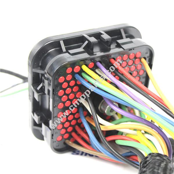 Marvelous 381 2499 Caterpillar Excavator 324D 325D 326D Engine Wire Harness Wiring Digital Resources Honesemecshebarightsorg