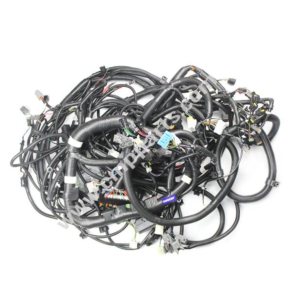 komatsu wire harness