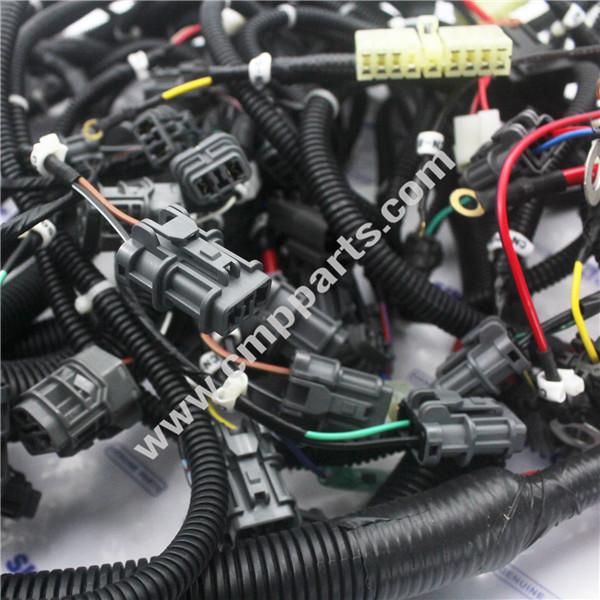 komatsu wiring harness