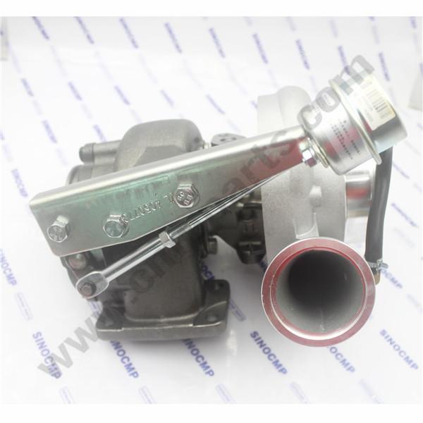 turbocharger pc200-7