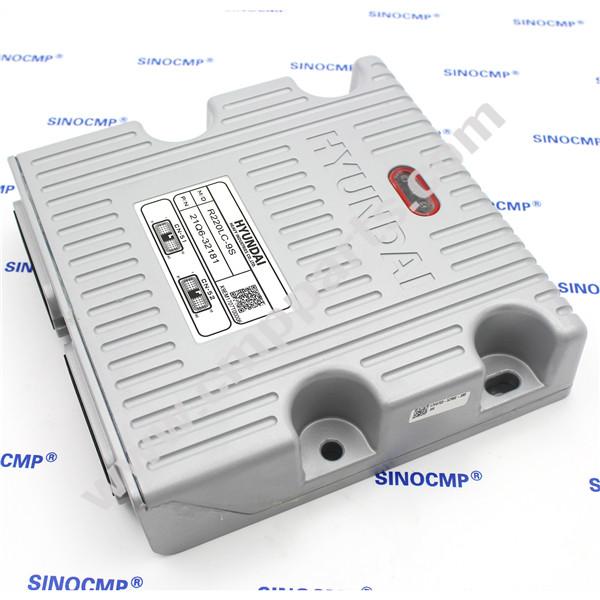 Hyundai R210-9 R220-9  R225-9 R330LC-9 Air Conditioner Controller For Excavator